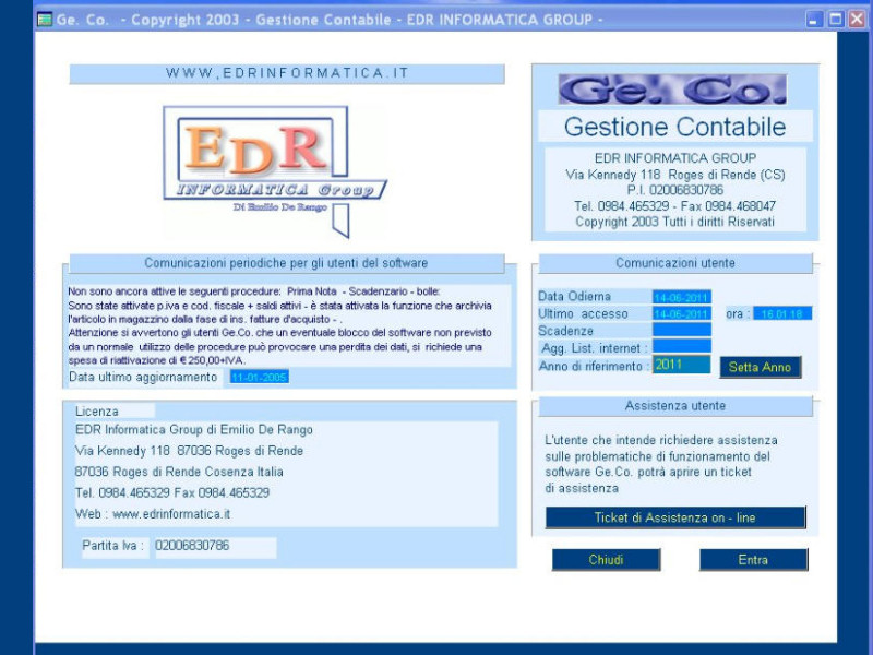 Software Gestionale GE.CO.